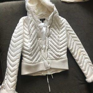 Bebe like new jacket size medium